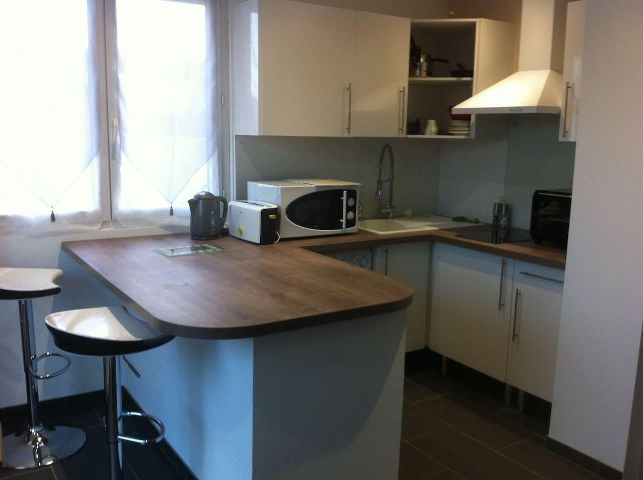 location d'appartements meublés à Tarbes